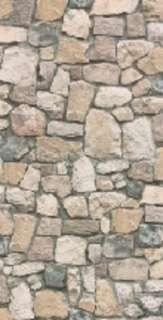 Steintapete Papier Tapete in Stein Optik in Hessen   Lorsch