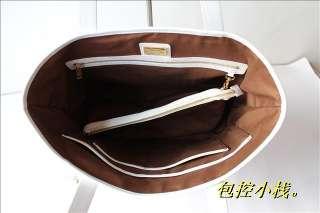 Ralph Lauren Newbury Leather Classic Tote Bag Handbag