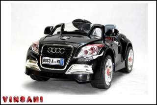 6V Kids Ride On AUDI Style Electric Battery Car with Parental Remote