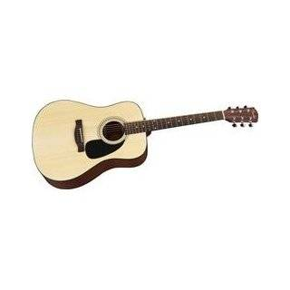 Fender DG 60 Acoustic Guitar Sunburst Musical Instruments
