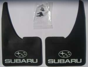 Mudflaps Subaru Impreza WRX STi Legacy mud flaps