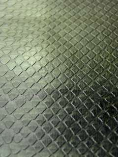 EFFECT FAUX LEATHER LEATHERETTE UPHOLSTERY FABRIC 60 X 1 M