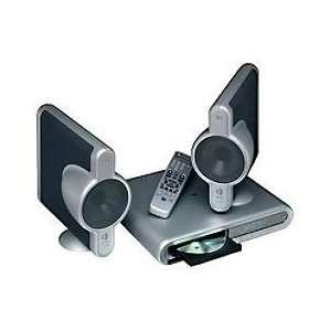KEF instant theatre   DVD surround system   radio / DVD