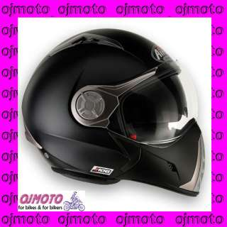 AIROH J106 J 106 COLOR J611 NERO CASCO INTEGRALE JET
