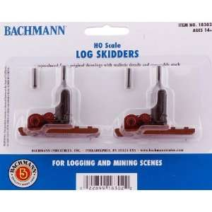 Bachmann Trains Log Skidder: Toys & Games