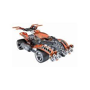 Erector Turbo   Radio Control Car Construction Set Toys