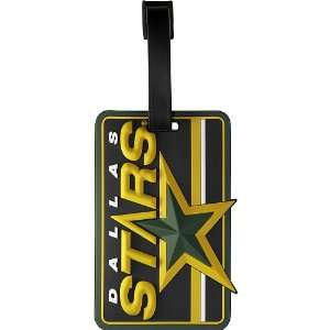 JF Sports Dallas Stars Luggage Tag 2 Pack Sports & Outdoors