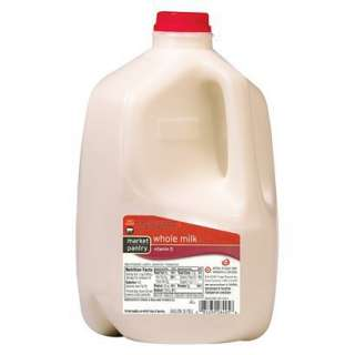 Market Pantry® Whole Vitamin D Milk 1 gal..Opens in a new window