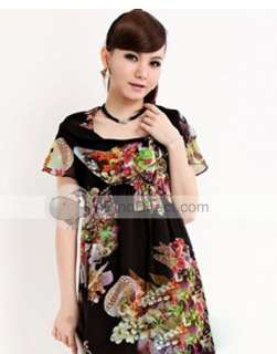 Wholesale Women Empire Waist Ruffle Short Sleeve Dresses   DinoDirect