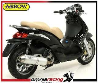 Terminale Arrow Reflex Piaggio Beverly Cruiser 500 05>
