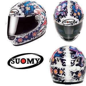 SUOMY VANDAL DREAM MOTORCYCLE HELMET BRAND NEW