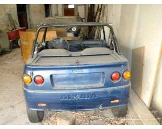 Aixam mac 300 senza motore scooty ottima a Reggio di Calabria