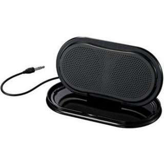 The Sony SRS TP1 Compact & Slim Travel Speaker is powered by Sony