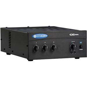 Crown Audio 135MA 3 Channel 35Watt Commercial Amplifier: Picture 1