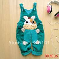 EMS Free shipping children kid baby girl fashionable harem pants