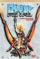 Heavy Metal (1981)   DVD in Movies: Science Fiction/Fantasy  JR
