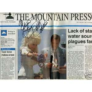 Dolly Parton Country Singer Rare Signed Autograph Photo   Sports