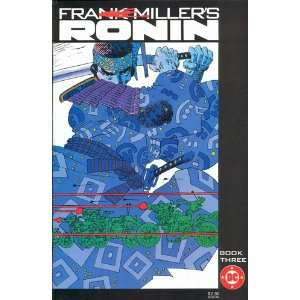 Frank Millers Ronin Book Three Books