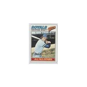 1977 Topps #580   George Brett Sports Collectibles
