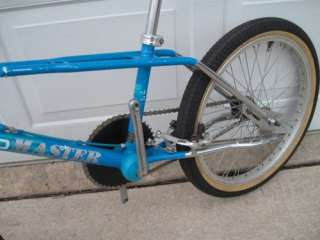 HARO MASTER 1987 1988 Freestyle Bike Survivor