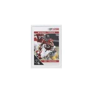 2011 Score #17   Michael Turner: Sports Collectibles