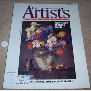 Magazine September 1992 Michael Ward, With Photographs Books