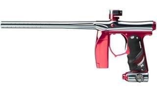 NEW Empire Inver Mini Painball Marker Gun Polished Grey / Red |