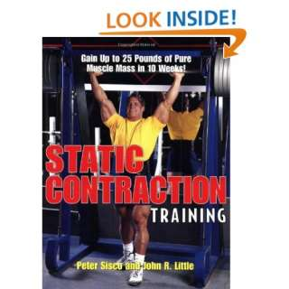 Contraction Training (9780809229079) Peter Sisco, John Little Books