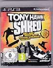 Tony Hawk Shred Game Playstation 3 PS3 Game Only
