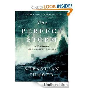 of Men Against the Sea: Sebastian Junger:  Kindle Store