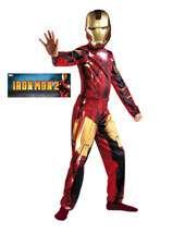 Iron Man Child on Costume Supercenter
