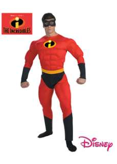 Mr. Incredible Muscle for  Cheap Movie Halloween Costume for Men