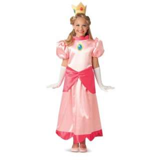Super Mario Bros. Deluxe Princess Peach Child Costume, 70486