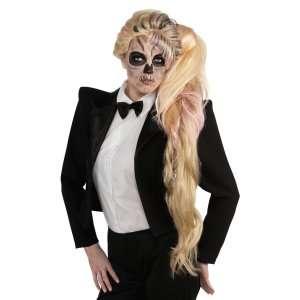 Lady Gaga Side Ponytail Wig (Adult), 801971