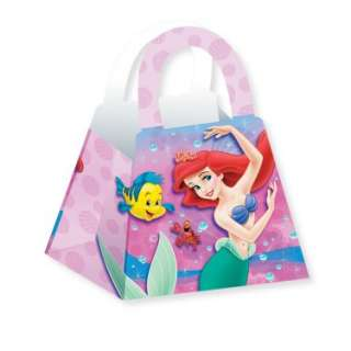 Halloween Costumes Disney Little Mermaid Treat Boxes (4 count)