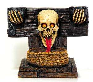 Ghoul In Stocks Greeter Chip and Dip Holder   Decorations & Props