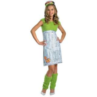 Halloween Costumes Sesame Street   Oscar the Grouch Tween Costume