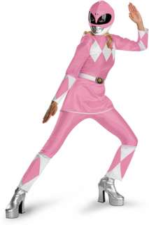 costumes in shopping cart power ranger pink adult