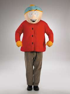 Adult Deluxe Eric Cartman Costume   South Park Costumes   15DG6386