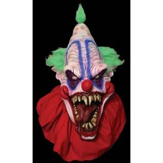 Nightmare Clown Big Top Mask   My God The Master of the Clowns. Is he