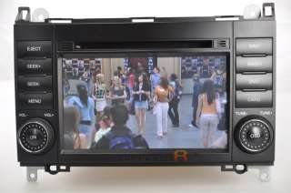 Mercedes Benz Sprinter W906 Vito Viano A B CLK DVD GPS Navigation In