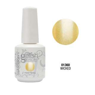 HARMONY GELISH Soak Off UV Color Gel 2nd Collection