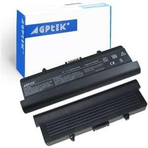 com (2 PACk) AGPtek(R) 6600mAh 9 Cells battery For Dell Inspiron 1525