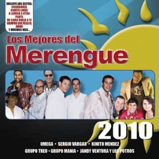 Mejores Del Merengue 2010 Various Artists Music