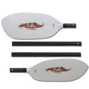 Shred 4 Piece Breakdown Kayak Paddle 194cm