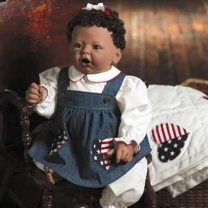 Glory Days African American Middleton Doll Toys & Games