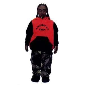 African American Teen Benjamin Ethnic Fashion Doll Collector Series