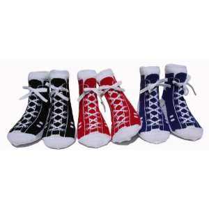 MumMe, Girls/Boys Organic Cotton Classic High Top Sock Set