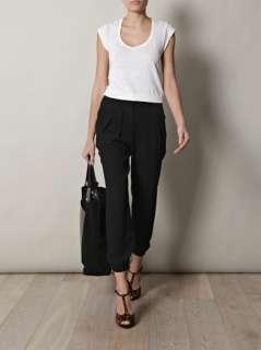 Odina crepe trousers  Isabel Marant
