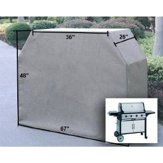 Villa Cart BBQ Cover, XLarge Patio, Lawn & Garden